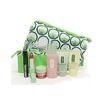 倩碧3步曲6件套装+绿色精美化妆包