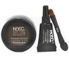 NYCSmooth Mineral Loose Eye Powder Kit