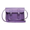 Cambridge Satchel11寸紫色剑桥包