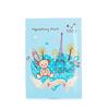 Teddy Bear Collection保湿补水面贴膜(蓝色小熊)
