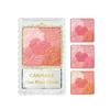 CANMAKE花瓣雕刻五色带刷腮红胭脂