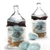 【其他】GRA 蒂芙尼蓝造型蛋香氛皂(6入附小玻璃罐)