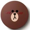 MISSHALine Friends布朗熊限量气垫腮红