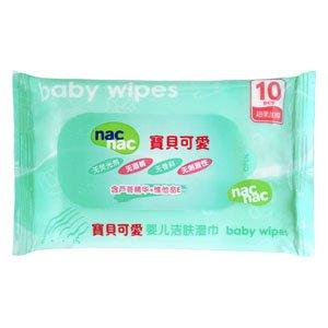宝贝可爱婴儿洁肤湿巾怎么样 价格 心得-闺蜜网