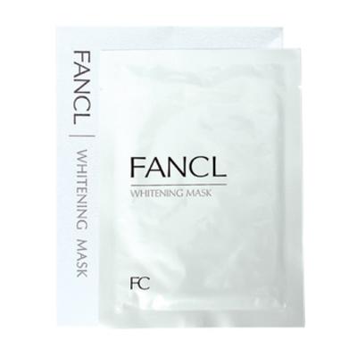 fancl美白面膜价格