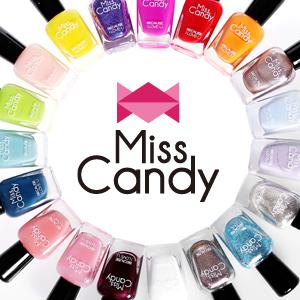 Miss Candy水性环保可剥指彩