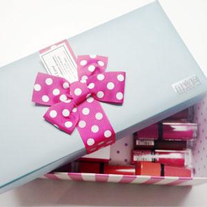 闺蜜网美妆限量礼盒K-BOX