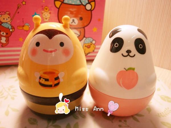 『xiaoan350』对伊蒂之屋可爱动物护手霜的评价:熊猫