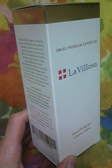 外包装盒上的文字